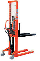 Штабелёр ручной гидравлический SKIPER SKJ 1025 Profi (1т/2.5м)