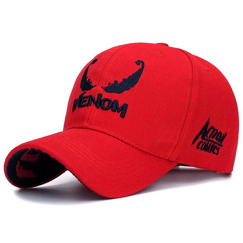 Бейсболка Веном Narason - №6410