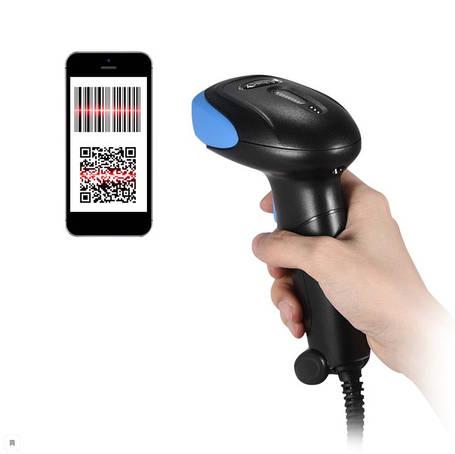 Ручные сканеры штрих кодов