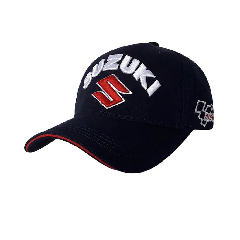 Автомобильная бейсболка Сузуки Sport Line Черный