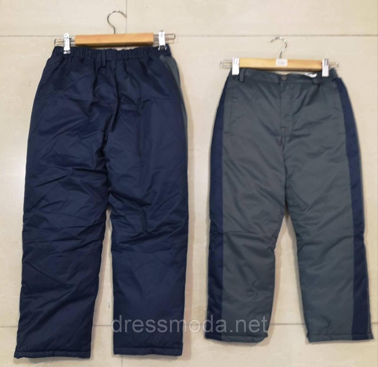 Лижні штани на синтепоні для хлопчиків Crosffire 4-12 років