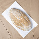 Пакет бумажный для колбасы 220*80*380 мм крафт пакет для еды, фото 4