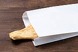 Пакет бумажный для колбасы 220*80*380 мм крафт пакет для еды, фото 2