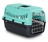 Переноска GIPSY 2 large 58х38х38 см - для собак і кішок з металевими дверцятами (2 кольори)