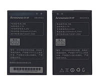Аккумулятор Lenovo BL206 A630 3.7V Black 2500mAhr 9.25Wh