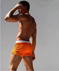 Оранжевые плавки AQUX - №KP1113, фото 3
