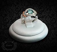 """Серебряное кольцо """"Дарси"""""""