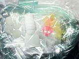 Набор для ингаляции №1/2 ВНИМАНИЕ 3 РАСПЫЛИТЕЛЯ ( ремкомплект ) к Ингаляторам Little DoctorInternational , фото 3