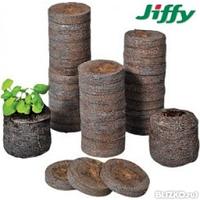 Торфяные таблетки Jiffy 41 mm (1000 шт.)