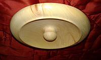 Крышка деревянная  из осины, фото 1