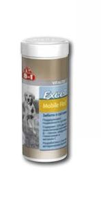 8в1 Эксель Глюкозамин для собак и щенков, 110 таблеток