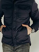 Мужская стильная демисезонная куртка S, M, L, XL, XXL