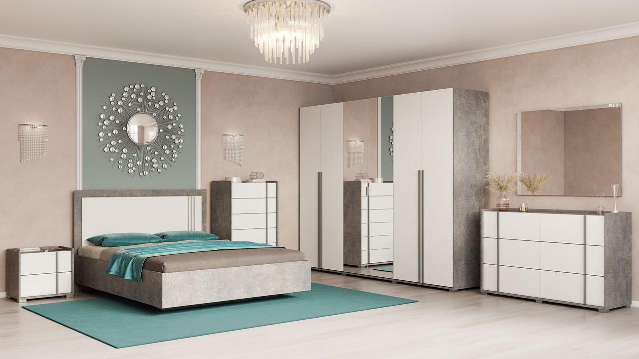 Спальня Алекса, модульная система