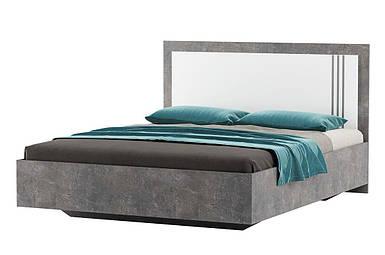 Кровать 2 сп. (1,6), Спальня Алекса, модульная система
