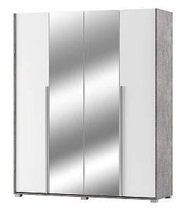 Шкаф 4д, Спальня Алекса, модульная система