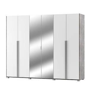 Шкаф 6д, Спальня Алекса, модульная система