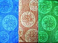 Полотенце махровое кухонное Пион Медальон (0.7)