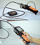 """Відеоендоскоп NTS300 Teslong з монітором 4,5"""" 3 метри 7,6 мм відеоскоп бороскоп ендоскоп технічний цифровий, фото 3"""