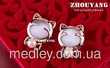 Комплект бижутерии Лунный кот, фото 3