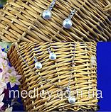Комплект біжутерії Весільний, фото 2