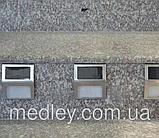 Уличный настенный Светильник на солнечных батареях с датчиком освещенности, фото 3
