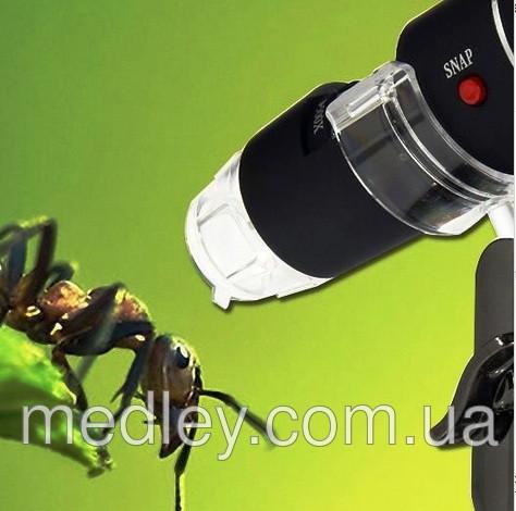 Цифровий USB мікроскоп