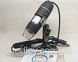 Цифровий USB мікроскоп, фото 2