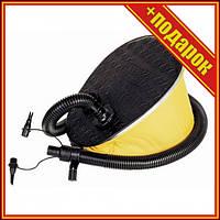 Насос для надувных изделий BW 62005 ножной ,Компрессор для матраса,Надувной матрас со встроенным насосом,Насос