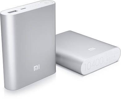Внешний аккумулятор Xiaomi Mi 10400 mAh Power Bank