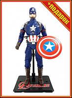 Колекційні фігурки Марвел 8469, 7 видів (Captain America),Герої фігурки,Супергерої іграшки,Фігурки