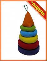 """Пирамида-мякиш """"Умник"""",Подушка пони,Подушка сплюшка,Подушка обнимашка для беременных,Подушка"""