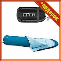Туристический спальный мешок Bestway 68066 на затяжках,Спальни мешок,Спальный мешок для рыбалки,Спальный