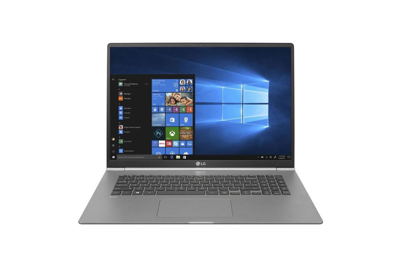 Ноутбук LG Gram Ultra-Lightweight (17Z90N-R.AAC8U1)