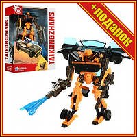 Іграшковий трансформер F502 TF робот+машинка ,Іграшки трансформерів,Роботи машинки,Тоботы