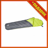 Спальный мешок одноместный BW 68102 на молнии (Серый),Спальни мешок,Спальный мешок для рыбалки,Спальный