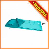 Спальный мешок односпальный BW 68101 на молнии (Голубой),Спальни мешок,Спальный мешок для рыбалки,Спальный
