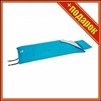 Спальный мешок на молнии BW 68100 односпальный ,Спальни мешок,Спальный мешок для рыбалки,Спальный