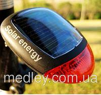 Велосипедный фонарь на солнечной батарее