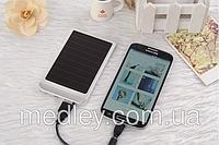 Универсальное солнечное зарядное устройство 2600 мАч