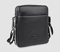 Мужская сумка через плечо кожаная bally 5818-3