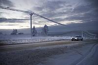 Про що потрібно пам'ятати водію, якщо температура -15С ?