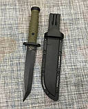 Большой тактический нож GERBFR 30см / 2178В для охоты и рыбалки, фото 5