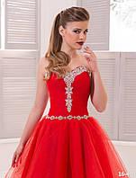 Вечернее платье (30) для выпускных вечеров и свидетельниц (цвета - в ассортименте)