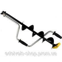 Ледобур iDabur (АйДабур) 150mm с коваными ножами *стандарт-к*