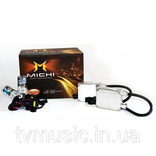 Комплект ксенонового света Michi H4 (6000K,5000K,4300K)