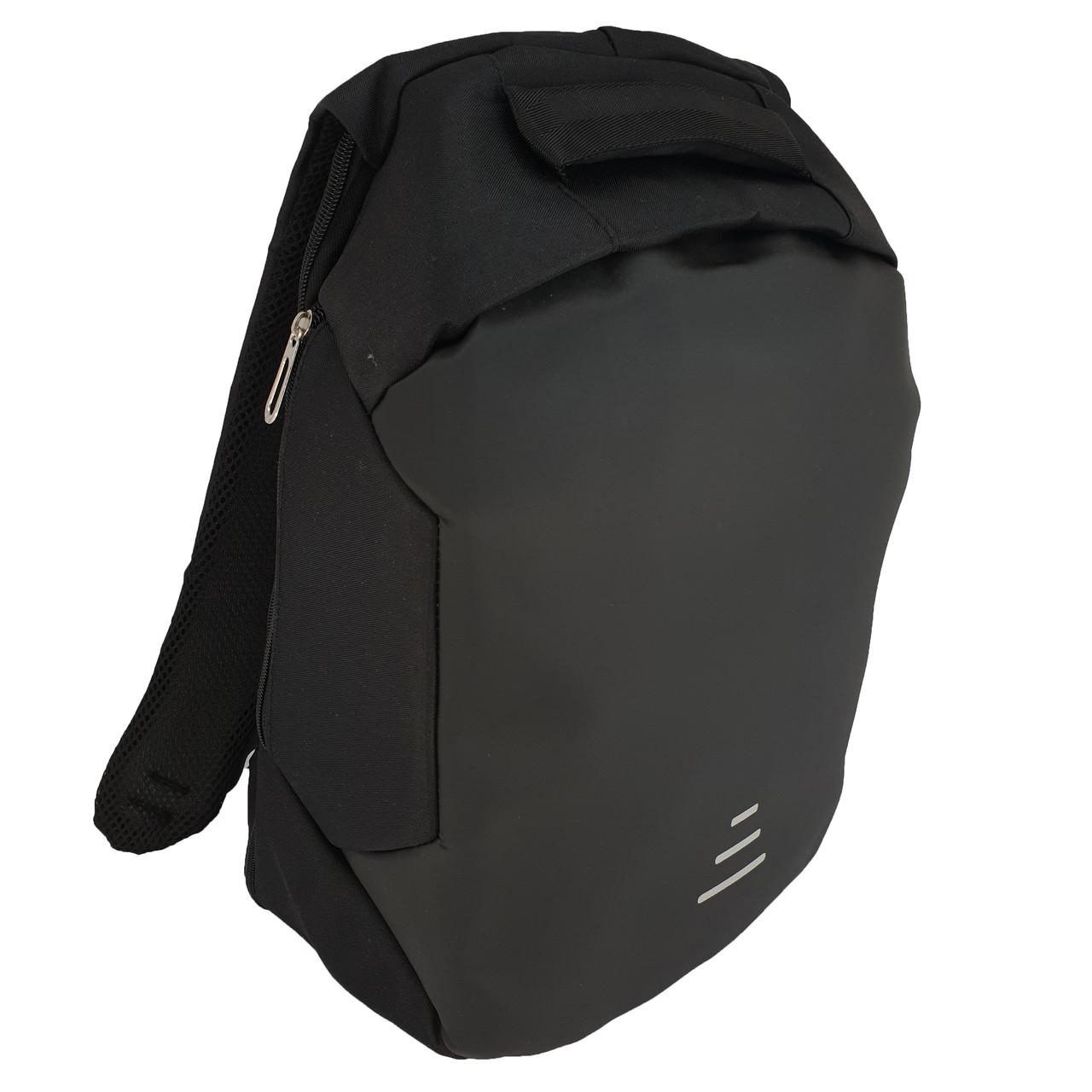 """Рюкзак """"антизлодій"""" для ноутбука з USB"""
