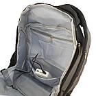 """Рюкзак """"антизлодій"""" для ноутбука з USB, фото 10"""