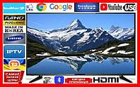Смарт телевизор Samsung 50 Smart TV 4K, Wi-Fi, Самсунг, Смарт ТВ