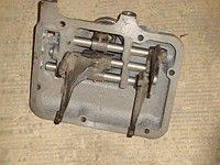 Крышка верхняя КПП в сборе ГАЗ-53