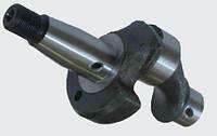 Вал коленчатый компрессора одноцилиндрового ПАЗ
